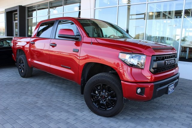 Pre-Owned 2017 Toyota Tundra TRD Pro