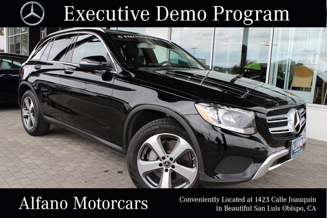 Pre-Owned 2019 Mercedes-Benz GLC 300 SUV