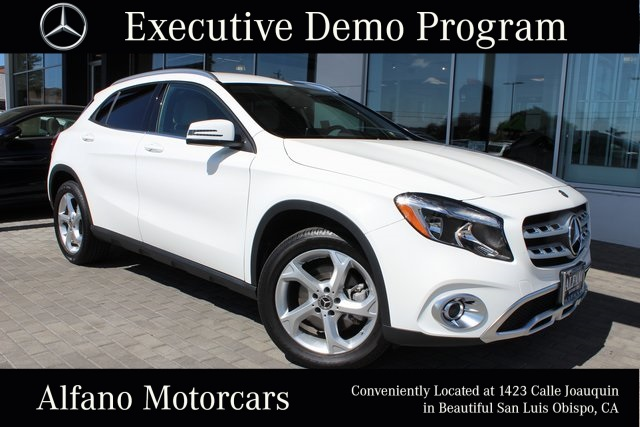 Pre-Owned 2019 Mercedes-Benz GLA 250 SUV