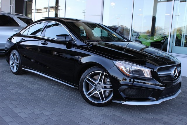 Certified Pre-Owned 2016 Mercedes-Benz CLA CLA 45 AMG®