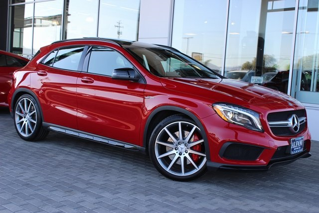 Certified Pre-Owned 2016 Mercedes-Benz GLA AMG® GLA 45 SUV