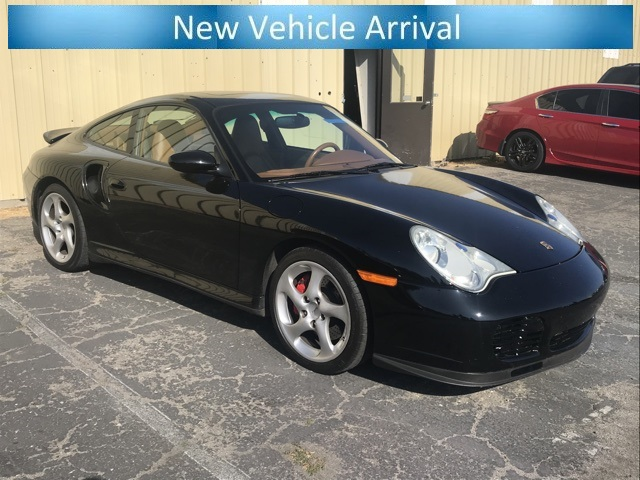 Pre-Owned 2003 Porsche 911 Turbo