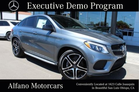 Pre-Owned 2019 Mercedes-Benz GLE AMG® GLE 43 Coupe