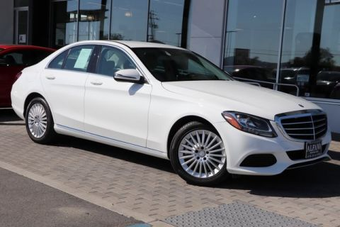 Pre-Owned 2017 Mercedes-Benz C-Class C 300 Luxury
