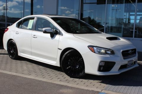 Pre-Owned 2017 Subaru WRX Limited