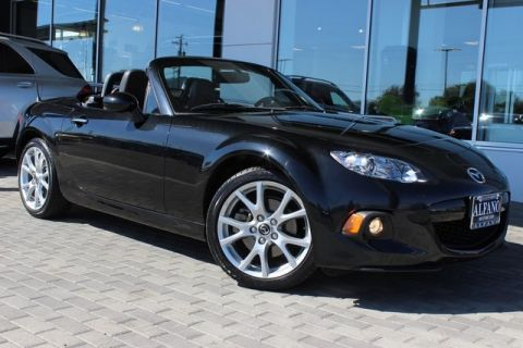 Pre-Owned 2015 Mazda Miata PRHT Grand Touring