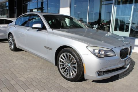 Pre-Owned 2012 BMW 7 Series 740i