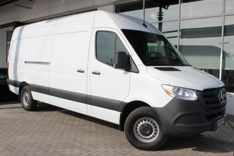 New 2019 Mercedes-Benz Sprinter Sprinter 2500 Cargo Van
