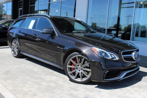 Pre-Owned 2016 Mercedes-Benz E-Class AMG® E 63 S Wagon